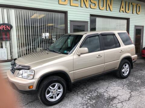 2000 Honda CR-V for sale at Superior Auto Sales in Duncansville PA