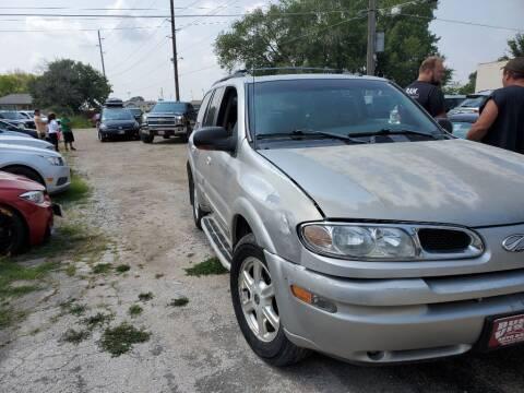 2004 Oldsmobile Bravada for sale at Buena Vista Auto Sales in Storm Lake IA