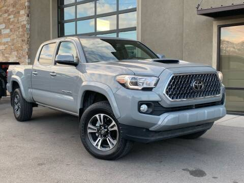 2019 Toyota Tacoma for sale at Unlimited Auto Sales in Salt Lake City UT