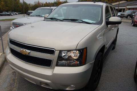 2007 Chevrolet Tahoe for sale at Modern Motors - Thomasville INC in Thomasville NC