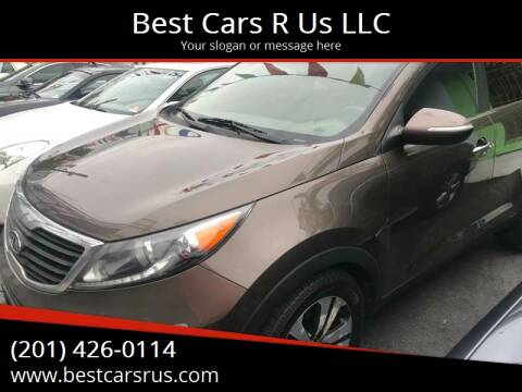 2011 Kia Sportage for sale at Best Cars R Us LLC in Irvington NJ