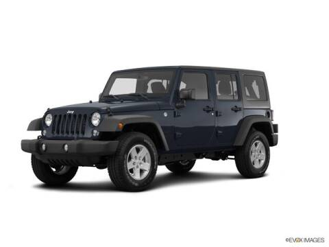 2017 Jeep Wrangler Unlimited for sale at TETERBORO CHRYSLER JEEP in Little Ferry NJ