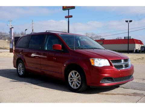 2015 Dodge Grand Caravan for sale at Sand Springs Auto Source in Sand Springs OK