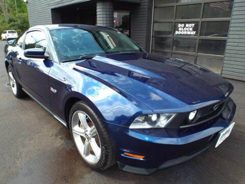 2011 Ford Mustang for sale at Carena Motors in Twinsburg OH