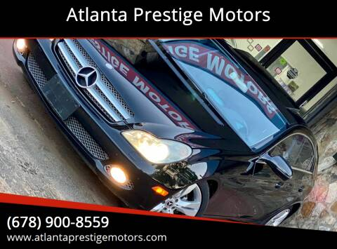 2010 Mercedes-Benz CLS for sale at Atlanta Prestige Motors in Decatur GA