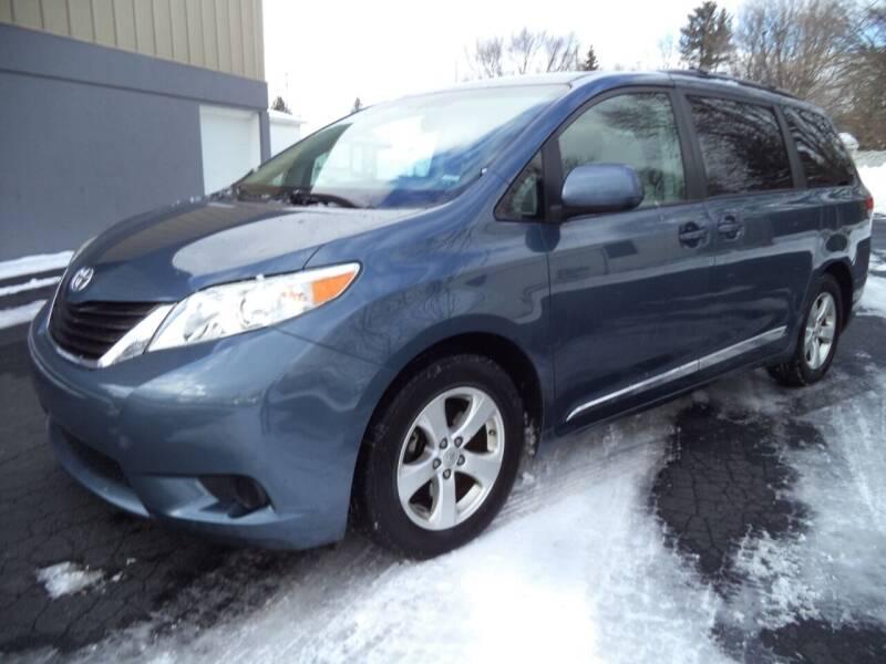2014 Toyota Sienna for sale at Niewiek Auto Sales in Grand Rapids MI