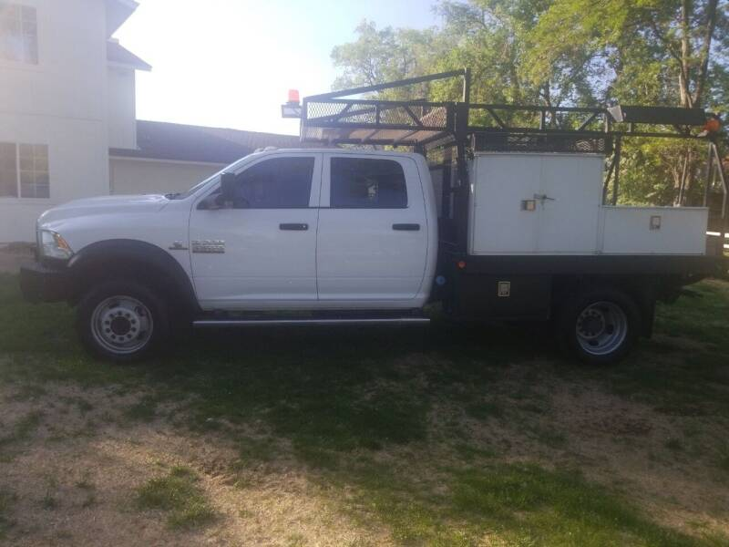 2014 RAM Ram Chassis 5500 for sale at Freds Auto Sales LLC in Carson City NV
