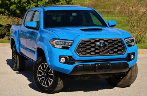 2021 Toyota Tacoma for sale at Big O Auto LLC in Omaha NE
