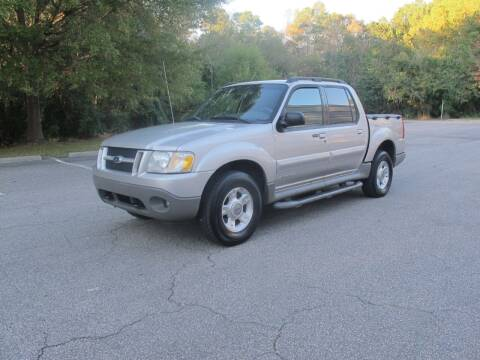 2002 Ford Explorer Sport Trac for sale at Best Import Auto Sales Inc. in Raleigh NC