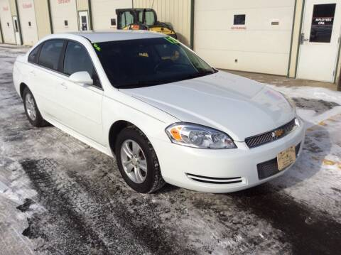 2012 Chevrolet Impala for sale at TRI-STATE AUTO OUTLET CORP in Hokah MN