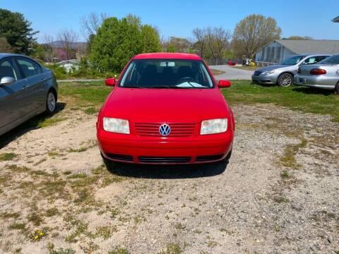 2003 Volkswagen Jetta for sale at S & H AUTO LLC in Granite Falls NC