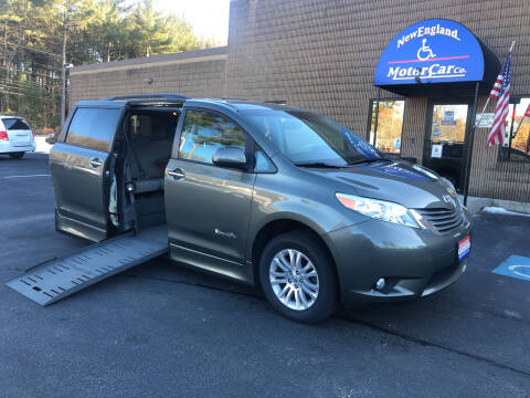 2011 Toyota Sienna for sale at New England Motor Car Company in Hudson NH