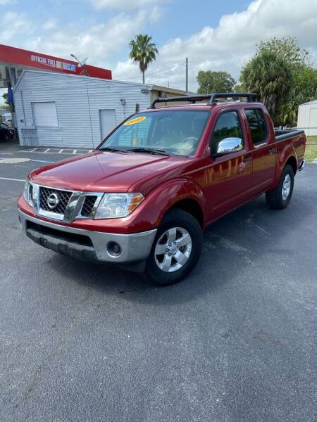 2010 Nissan Frontier for sale at Perez & Associates Auto Inc in Kissimmee FL