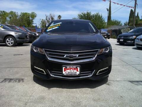 2016 Chevrolet Impala for sale at Empire Auto Sales in Modesto CA