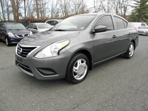 2015 Nissan Versa for sale at Dream Auto Group in Dumfries VA