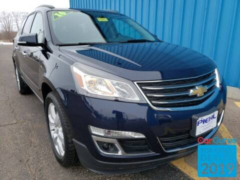 2016 Chevrolet Traverse for sale at Piehl Motors - PIEHL Chevrolet Buick Cadillac in Princeton IL