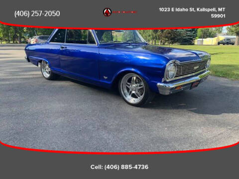 1965 Chevrolet Nova for sale at Auto Solutions in Kalispell MT