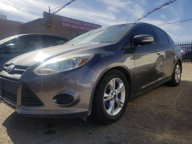 2014 Ford Focus for sale at Hotline 4 Auto in Tucson AZ