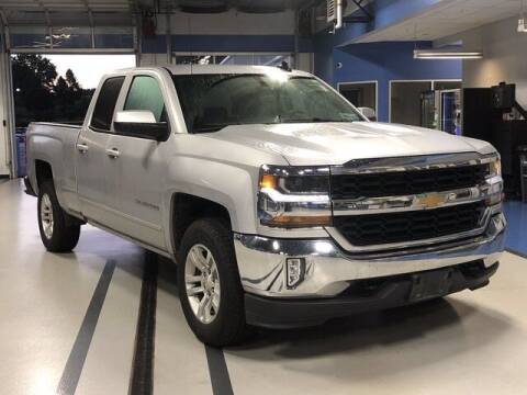 2017 Chevrolet Silverado 1500 for sale at Simply Better Auto in Troy NY