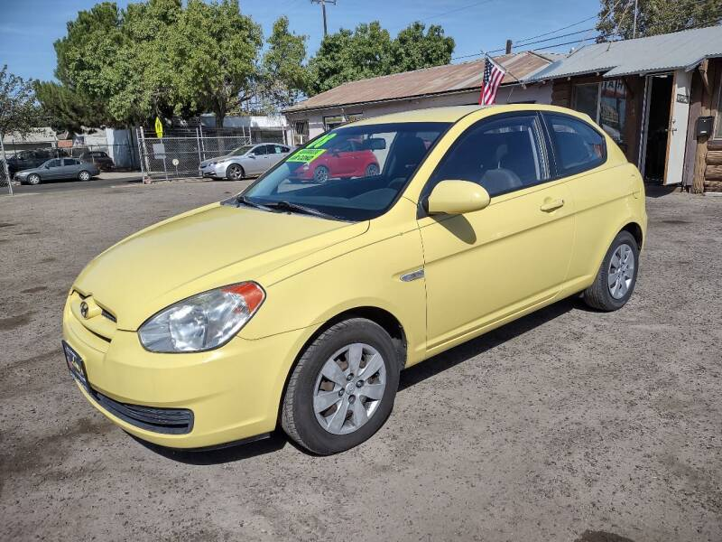 2008 Hyundai Accent for sale at Larry's Auto Sales Inc. in Fresno CA