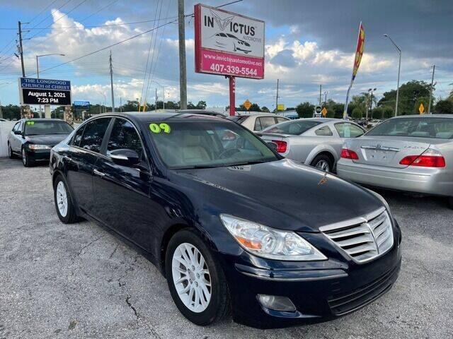 2009 Hyundai Genesis for sale at Invictus Automotive in Longwood FL