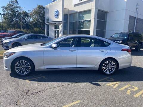 2017 Genesis G80 for sale at NYC Motorcars in Freeport NY