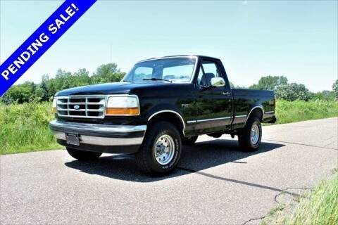 1994 Ford F-150 for sale at St. Croix Classics in Lakeland MN