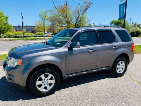 2012 Ford Escape for sale at 41 Liberty Auto in Kingston MA