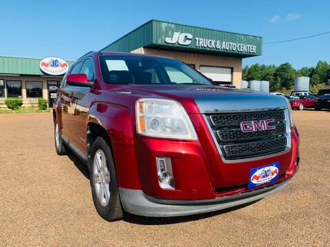 2012 GMC Terrain for sale at JC Truck and Auto Center in Nacogdoches TX