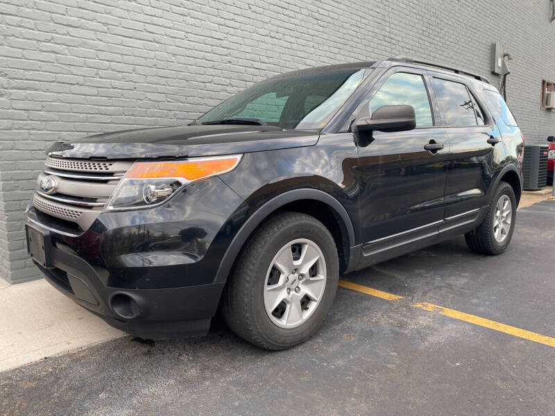2013 Ford Explorer for sale at Abrams Automotive Inc in Cincinnati OH