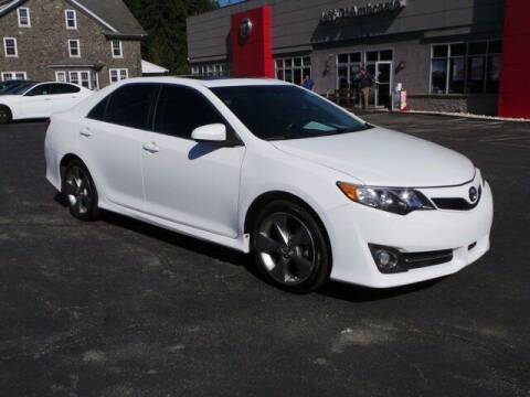 2014 Toyota Camry for sale at Jeff D'Ambrosio Auto Group in Downingtown PA