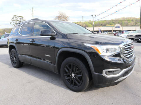 2018 GMC Acadia for sale at Viles Automotive in Knoxville TN