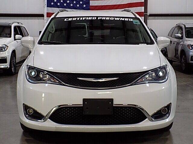 2017 Chrysler Pacifica for sale at Texas Motor Sport in Houston TX