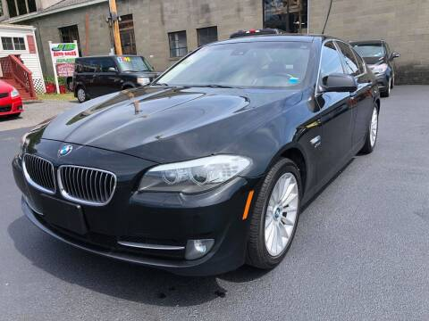 2011 BMW 5 Series for sale at JB Auto Sales in Schenectady NY