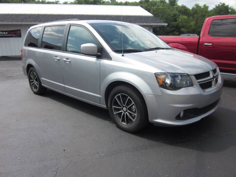 2018 Dodge Grand Caravan for sale at JANSEN'S AUTO SALES MIDWEST TOPPERS & ACCESSORIES in Effingham IL