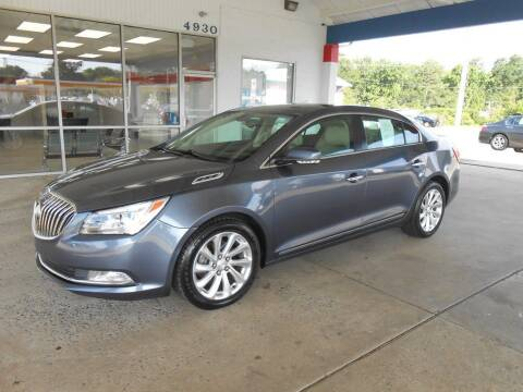 2015 Buick LaCrosse for sale at Auto America in Charlotte NC