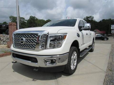 2016 Nissan Titan XD for sale at J T Auto Group in Sanford NC