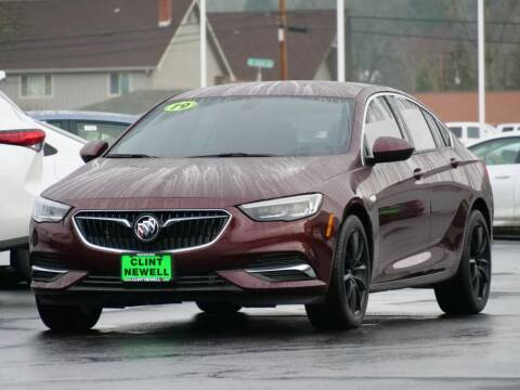 2019 Buick Regal Sportback for sale at CLINT NEWELL USED CARS in Roseburg OR