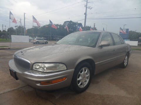 2002 Buick Park Avenue for sale at West End Motors Inc in Houston TX