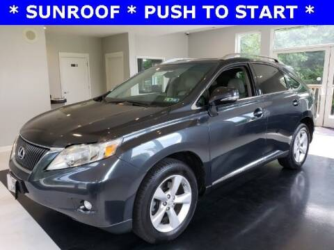 2011 Lexus RX 350 for sale at Ron's Automotive in Manchester MD