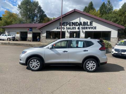 2018 Nissan Rogue for sale at Dependable Auto Sales and Service in Binghamton NY