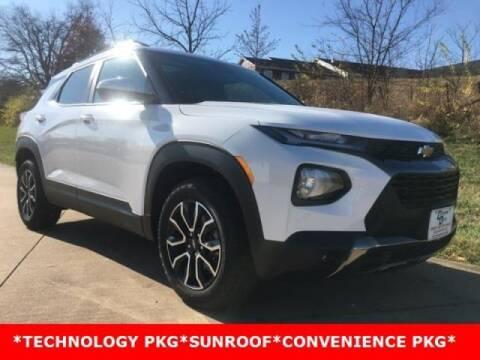 2021 Chevrolet TrailBlazer for sale at MODERN AUTO CO in Washington MO