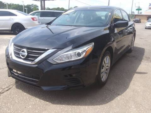 2016 Nissan Altima for sale at Best Buy Autos in Mobile AL