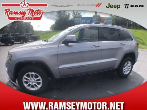 2018 Jeep Grand Cherokee for sale at RAMSEY MOTOR CO in Harrison AR