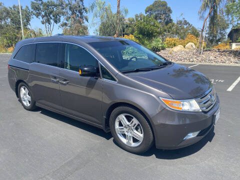 2012 Honda Odyssey for sale at CAS in San Diego CA