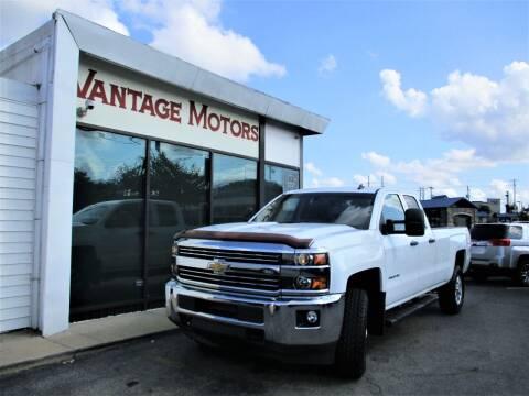 2015 Chevrolet Silverado 3500HD for sale at Vantage Motors LLC in Raytown MO