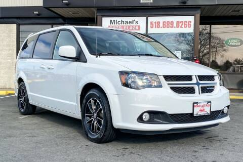 2019 Dodge Grand Caravan for sale at Michaels Auto Plaza in East Greenbush NY