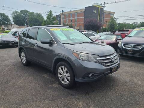 2013 Honda CR-V for sale at Costas Auto Gallery in Rahway NJ