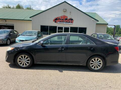 2012 Toyota Camry for sale at HP AUTO SALES in Berwick ME