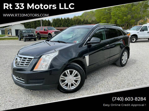 2013 Cadillac SRX for sale at Rt 33 Motors LLC in Rockbridge OH